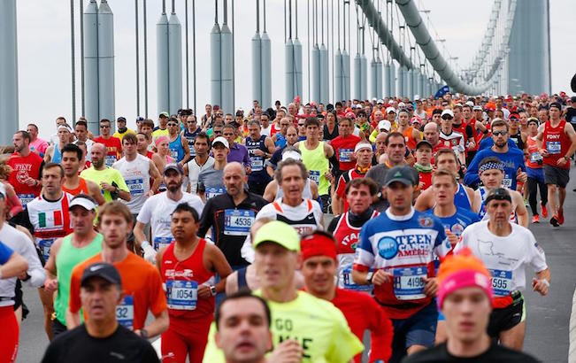 Cancelado el maratón de Nueva York porCOVID-19