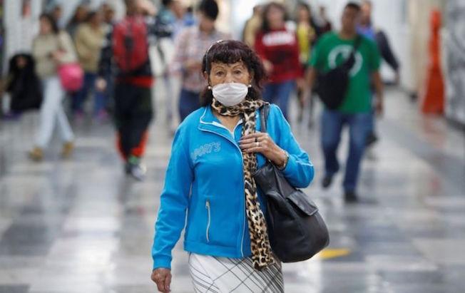 México tiene récord de contagios deCovid-19