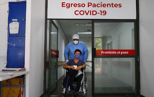 México registró en las últimas 24 horas 6 mil 717 nuevoscasos