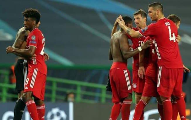 Bayern destroza al Lyon y pasa a finales de la ChampionsLeague