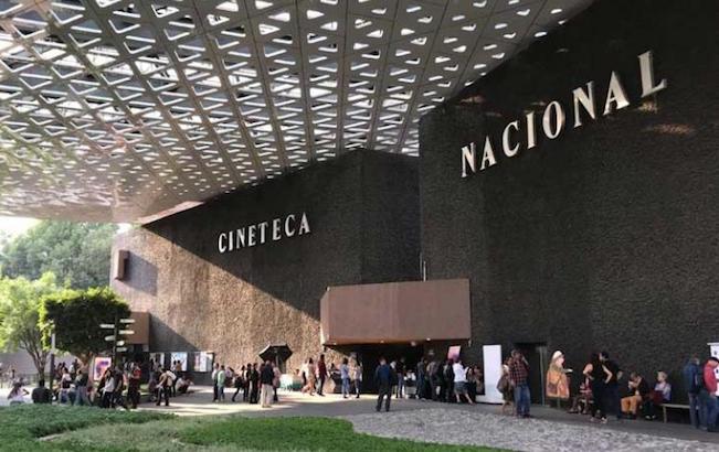 Reabre la Cineteca Nacional con medidas sanitarias contraCOVID-19
