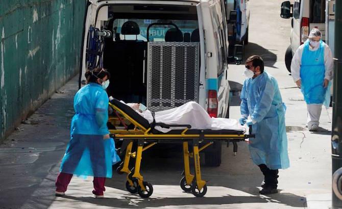 Rebasa España los 29 mil decesos porCOVID-19