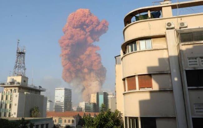 Primer ministro libanés sentencia que explosión en Beirut no quedaráimpune
