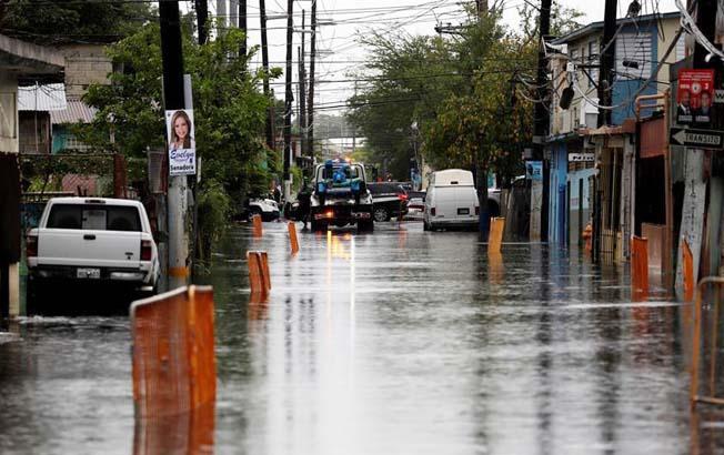 """Declaran estado de emergencia en Puerto Rico por """"Laura"""""""