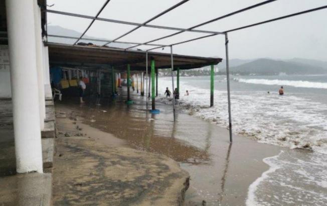 """""""Genevieve"""" deja seis muertos enMéxico"""