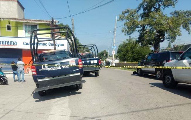 Con homicidio de comandante, suman 19 policías asesinados enMorelos