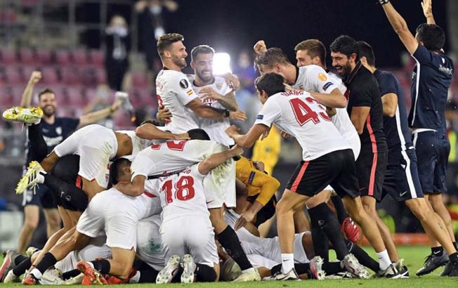 Sevilla, campeón de la EuropaLeague