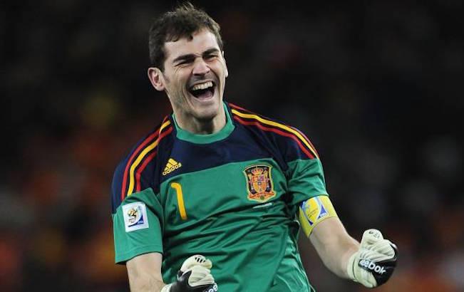 Iker Casillas anuncia su retiro delfutbol