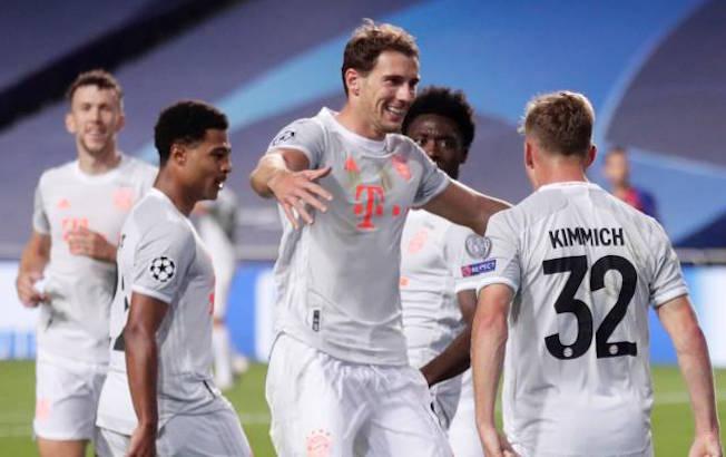 Bayern propina humillación histórica alBarcelona