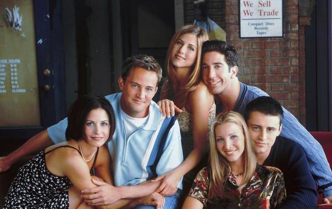 """Posponen una vez más la reunión de """"Friends"""" por lapandemia"""
