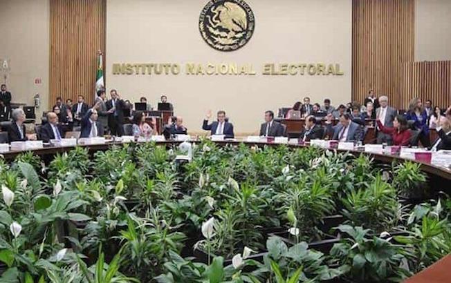 INE aprueba destinar tiempo oficial de partidos a laeducación