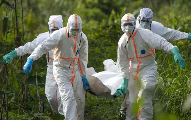 Al menos 43 personas murieron por ébola en la República Democrática delCongo