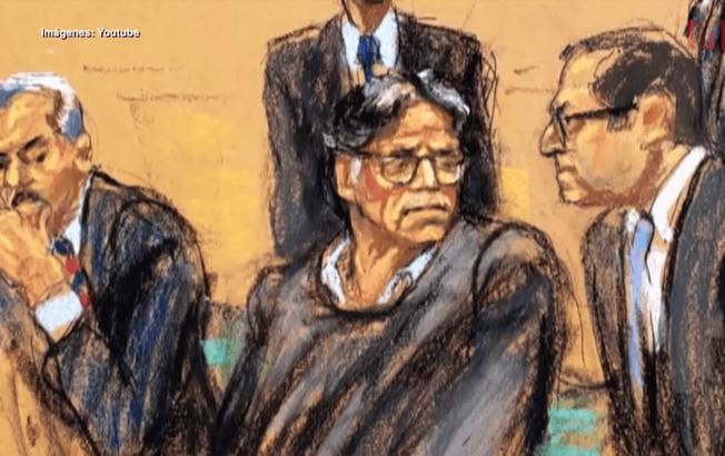 Fiscalía pide cadena perpetua para Keith Raniere, líder deNxivm
