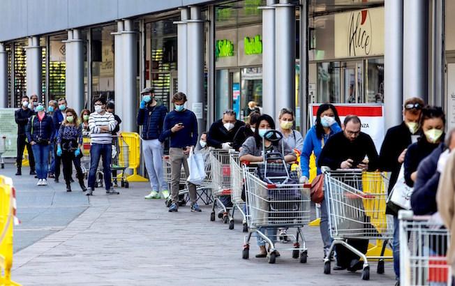Italia aprueba medidas económicas por 25 mil millones deeuros