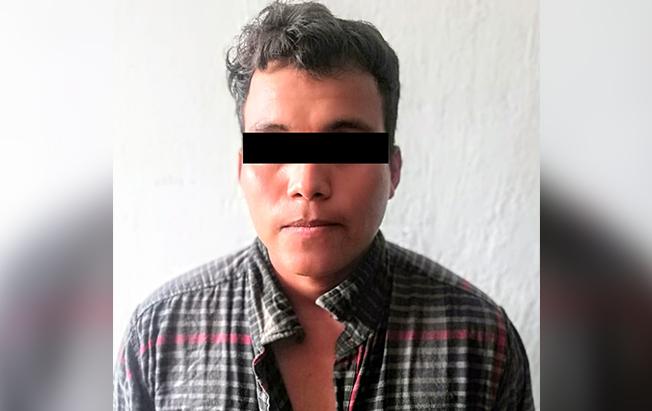 Lo llevaron preso tras allanar una casa enPijijiapan