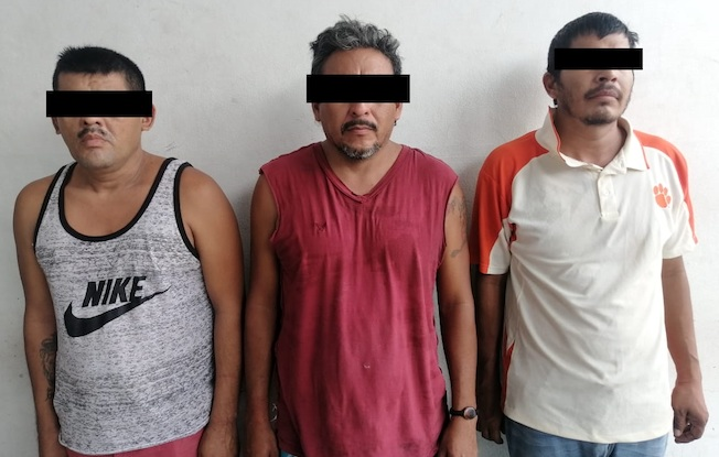 Cae banda de asaltantes enHuehuetán