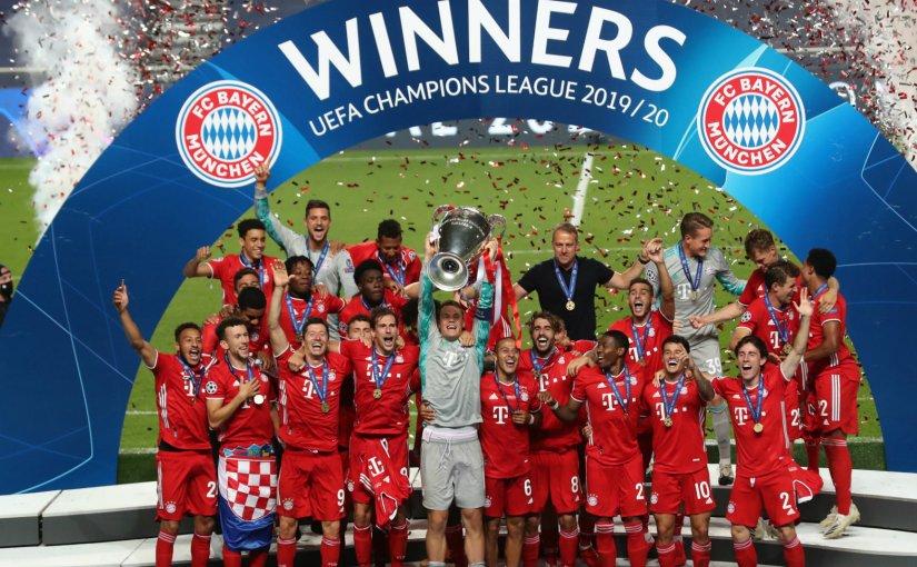 Bayern Munich conquista su sextaChampions