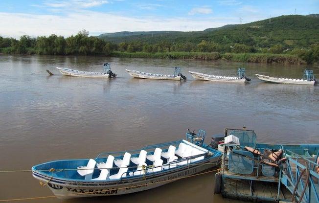 Pescador 'capturó' un cadáver en el ríoGrijalva