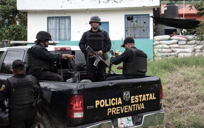 Arriban Guardia Nacional y policías a Aldama yChenalhó