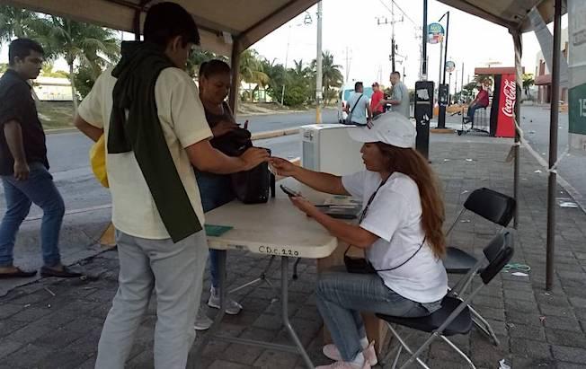 PT recaba firmas en Chiapas contra expresidentes