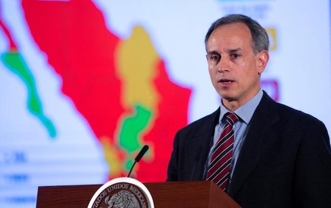 México descarta inmunidad de rebaño para controlar la pandemia:López-Gatell