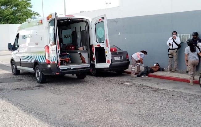 Hombre resultó herido en riña en TuxtlaGutiérrez