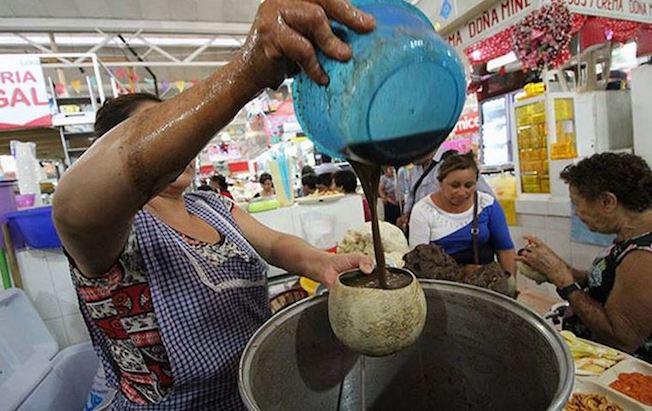 Bajas, las ventas en los mercados de lacapital