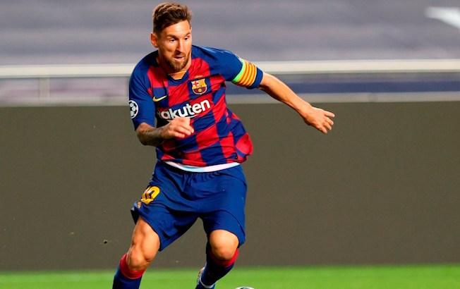Messi solicita al Barcelona su salida delclub