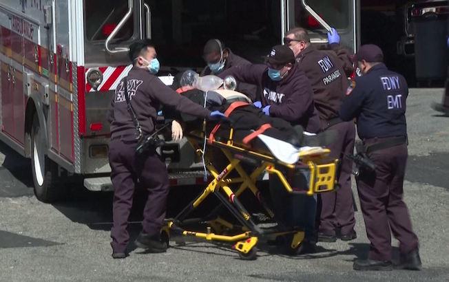Estados Unidos supera las 153 mil muertes por COVID-19 y los 4.5 millones decasos