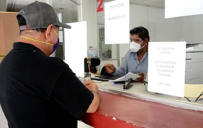 Presenta PJE informe de casos urgentesatendidos