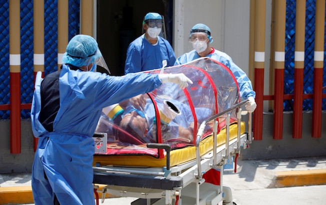 Superan 53 mil muertes por COVID-19 enMéxico