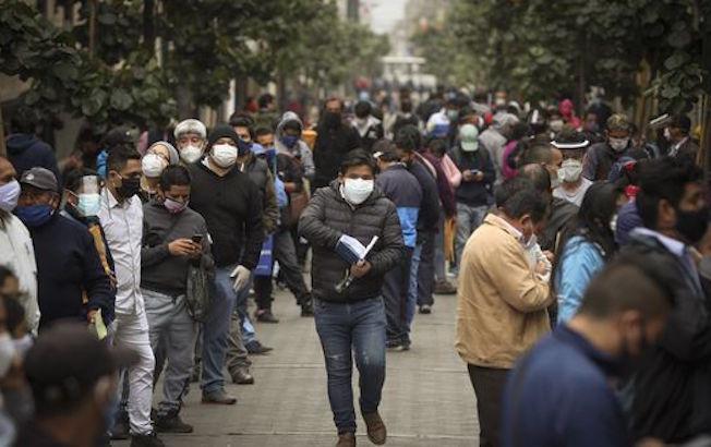 México llega a 595 mil casos de COVID-19; hay 64 mil 158muertes