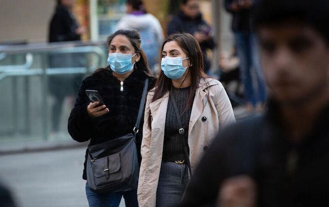 España notifica 23 mil nuevos contagios por COVID-19 desde elviernes