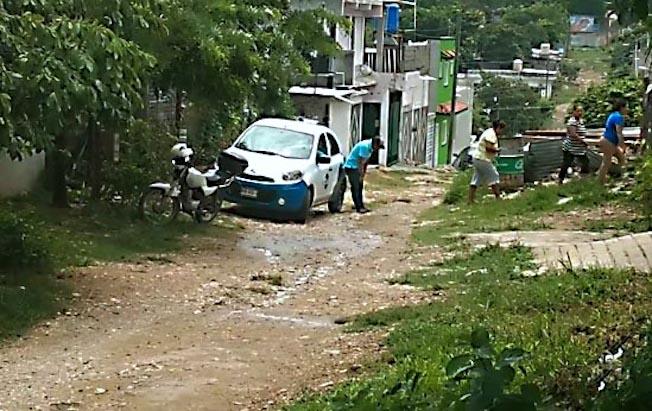 Otro robo armado en Tuxtla; un cobrador, lavíctima