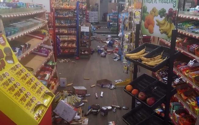 Raro sismo de magnitud 5.1 sacude Carolina delNorte
