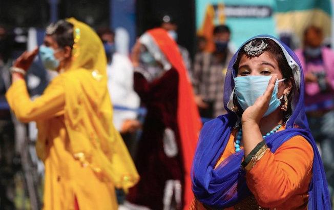 India registra récord mundial con más de 78 mil casos de COVID-19 en undía