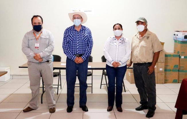 Refuerza SAGyP vigilancia zoosanitaria enChiapas