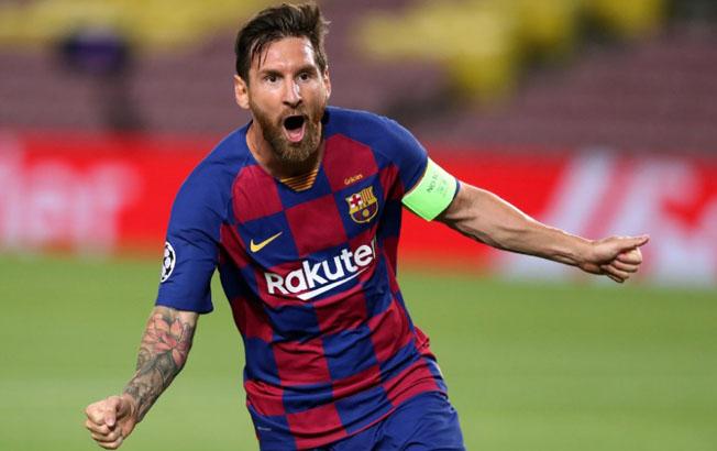 Messi confirma que se queda en elBarcelona