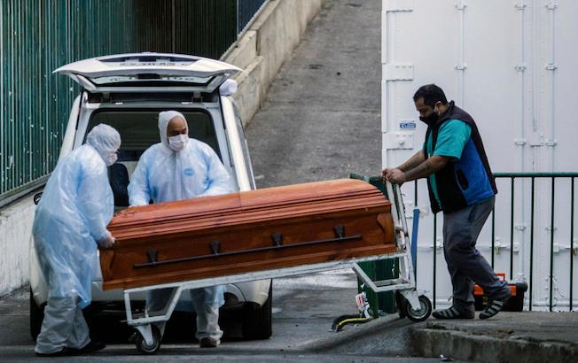 Francia duplica número de muertes por coronavirus en la últimasemana
