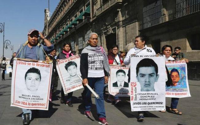 AMLO informará avances sobre caso Ayotzinapa hasta el 26 deseptiembre