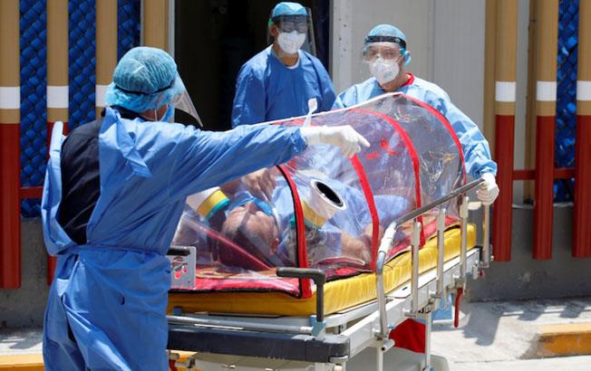 Proyecta IHME casi 139 mil muertes por COVID-19 en México para fin deaño
