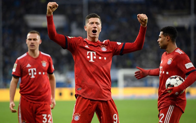 Bayern le anota ocho goles al Schalke para abrir laBundesliga