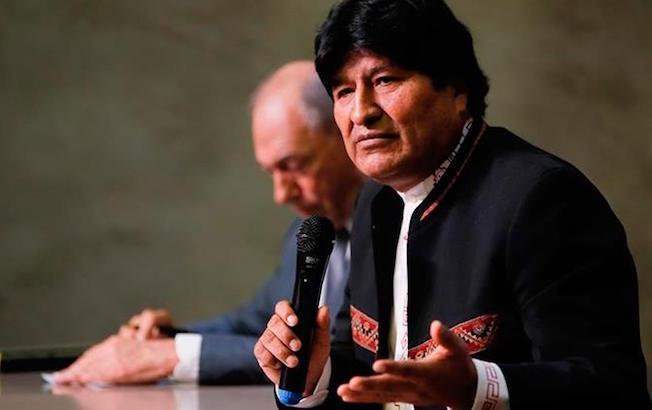 Bolivia denuncia a Evo Morales en La Haya por delitos de lesahumanidad