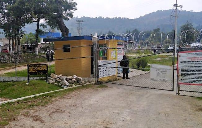 Grupo armado atacó cárcel en SanCristóbal