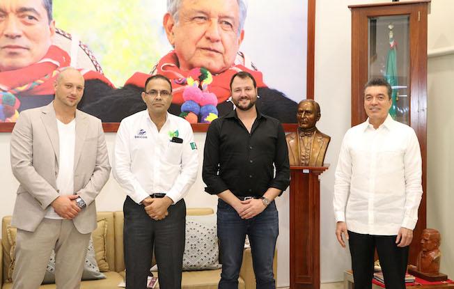 Chiapas brinda certeza y confianza a inversionistas:REC