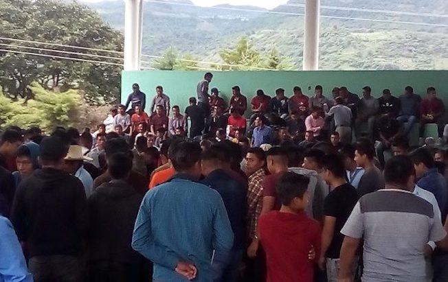 Sin acuerdos, comuneros de Aldama yChenalhó