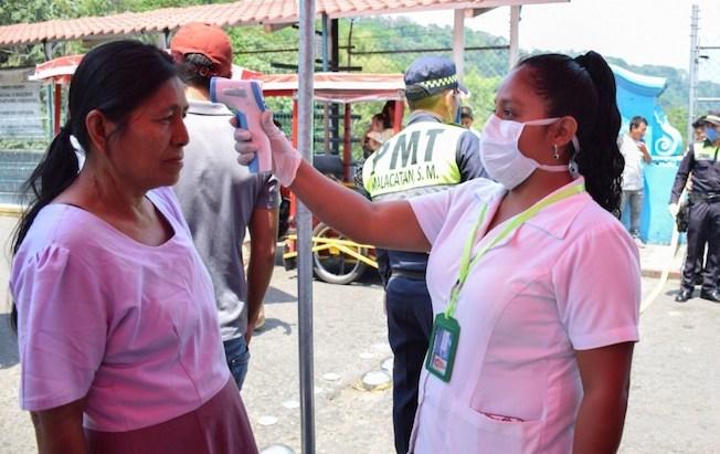 Guatemala abrió su frontera conMéxico