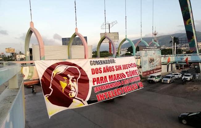 Sigue impune el asesinato del periodista MarioGómez