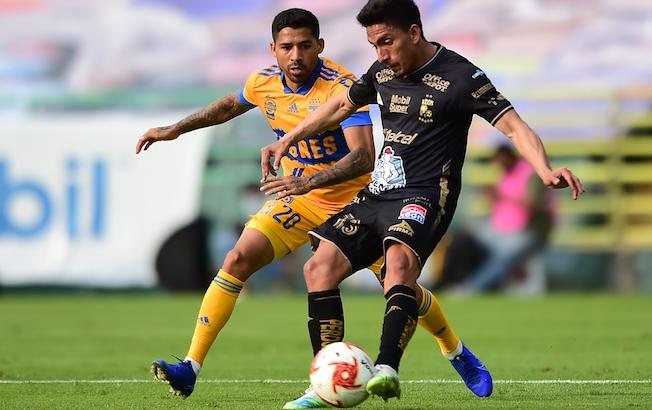León y Tigres firman empate en el Guard1anes2020