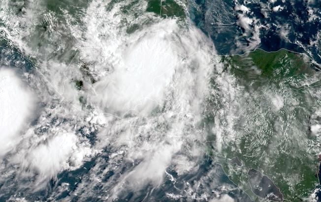 Remanentes de Nana provocarán lluvias fuertes enChiapas
